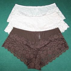 478ce6c1fb Brand New Bras ebay PuppaMonster 122018 · Check out what I m selling on  Mercari! Cabernet Lace Cheeky Boyshorts Panty 3x