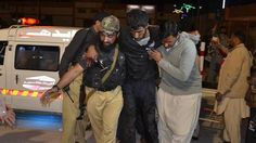 At least 48 police trainees are killed in extremist attack on Academy in Pakistan At least 48 police trainees are killed in an extremist attack on the academy in Pakistan: – Gunmen stormed a police training center late Monday in Pakistan's restive Baluchistan province and detonated explosive vests, killing at least 48 police trainees, authorities …