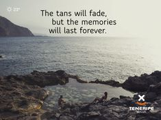 Tenerife, Islas Canarias // The tans will fade, but the memories will last forever. Canary Islands, Tans, Tenerife, Carnival, National Parks, Memories, Beach, Water, Holiday