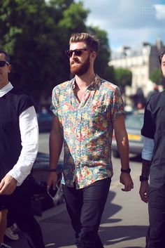 Summer mood #menswear #style
