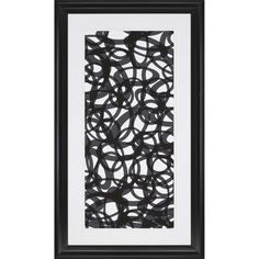 Paragon Going in Circles by Unknown Contemporary - 66 X 38 ** Insider's special review you can't miss. Read more  : Home Decor Wall Pediments