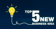 Here we have the list of top 5 trending new business Ideas that you can start with Ezulix at low investment & can earn a lot. New Small Business Ideas, Starting Your Own Business, Start Up Business, Creative Business, Business Money, Business Names, Gas Bill, Startup Ideas, Banking Services