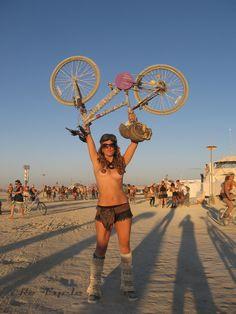 Burning Man Bike Hire