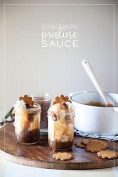 Cinnamon Praline Des