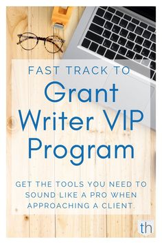 Grant Proposal Writing, Grant Writing, Writing Skills, Writing Tips, Work From Home Jobs, Make Money From Home, Way To Make Money, Nonprofit Fundraising, Fundraising Ideas