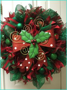 [Christmas Wreaths] Importance of Wreaths This Christmas ** More info could be found at the image url. #ChristmasWreaths