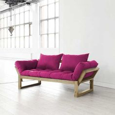 Not your old beat-up futon! | ma maison style