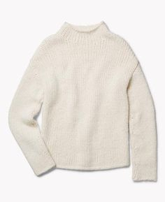 high-neck sweater--theory