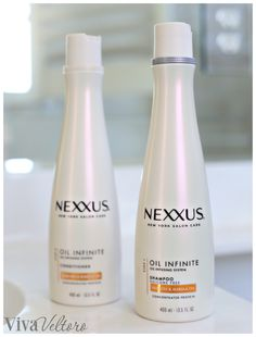 Discover the Enriching Power of the Elements with Nexxus, PLUS win a $25 Target Gift Card! - Viva Veltoro