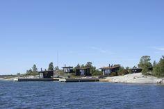 Nominated Architecture house in Sweden, vote for this in Rödfärgspriset 2016. Bodby, i ytterskärgården. Arkitekt: Cecilia Margen Wigow