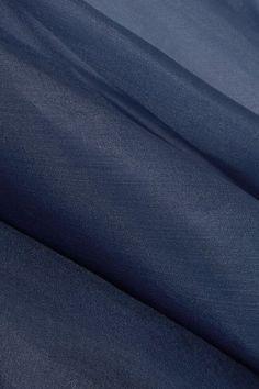 Antonio Berardi - Silk-organza Jacket - Navy - IT