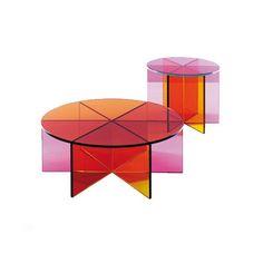 XX Coffee & Side Tables by Johanna Grounder for Glas Italia