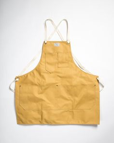 Artifact Bag Co. Artisan Apron Dijon