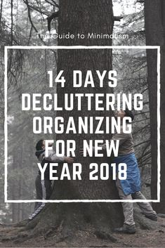 Decluttering and Organizing Ideas (Do this before New Year)
