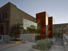 v2com newswire | Urban Design | Quadrangle Architects win local and international awards for their innovative transformation of 60 Atlantic Avenue - Quadrangle Architects Ltd  @Ben Rahn/A-Frame