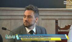 Rai Uno | Milano Press Conference