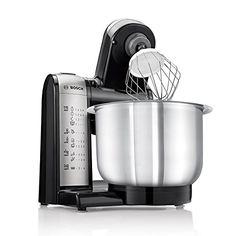 Bosch MUM48A1 – Robot de cocina, plata, antracita - http://vivahogar.net/oferta/bosch-mum48a1-robot-de-cocina-plata-antracita/ -