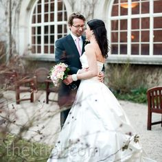 Cambridge Bride Megan Wore Judd Waddells Georgina Pleated Satin Ballgown