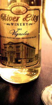 River City Winery - New Albany, Indiana