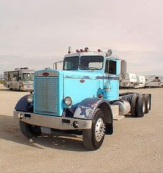 vintage Peterbilt Trucks  | old narrow nose peterbilt one of my favorite trucks bringing back some ...