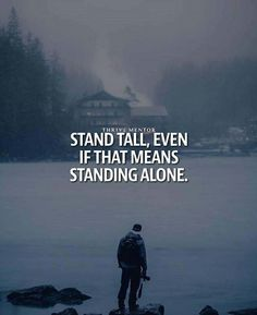 Positive Quotes :    QUOTATION – Image :    Quotes Of the day  – Description  Stand tall..  Sharing is Power  – Don't forget to share this quote !    https://hallofquotes.com/2018/04/17/positive-quotes-stand-tall/