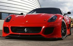 Ferrari are to produce a new model called the 599 GTO, which will essentially be a road going version of the Ferrari Corse Clienti special the 599XX (below).
