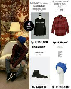 Korean Fashion Men, Blackpink Fashion, Kpop Fashion Outfits, Bts Earrings, Taehyung Gucci, Mastermind Japan, Bts Clothing, Bts Inspired Outfits, Boy Idols