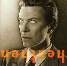 """Heathen"" is Bowie's twenty-second studio album, released in 2002. It was considered a comeback for him; his highest charting album since ""Tonight"", with some of his strongest reviews since ""Let's Dance""."
