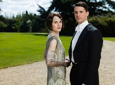 Review: For the Crawleys and 'Downton Abbey,' the Beginning of the End - The New York Times