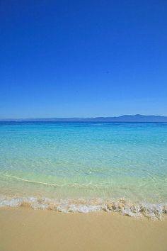 Amazing waters of Paxos island ~ Greece Paxos Greece, Greece Sea, Greece Islands, Beautiful Islands, Beautiful Beaches, Paxos Island, Best Greek Islands, Greek Isles, Greece