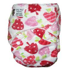 issy bear pocket cloth nappy