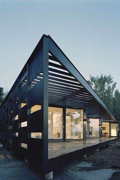 Stockholm Archipelago House by Tham & Videgård Arkitekter | LVSH