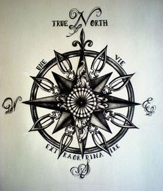 wind rose on pinterest compass compass rose and tattoos and body art. Black Bedroom Furniture Sets. Home Design Ideas