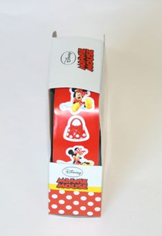 Stickers Box Minnie / Dérouleur à gommettes pour enfants