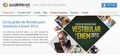 AulaLivre, a startup que dá aulas gratuitas para vestibulandos