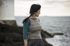 Ravelry: Carraig Fhada pattern by Kate Davies