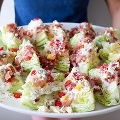 Wedge Salad More