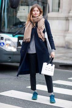 Street style from Paris haute couture spring 2015 - Vogue Australia