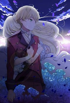 Aldnoah Zero asseylum and Slaine sad