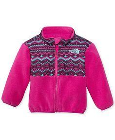 The North Face Baby Girls' Denali Jacket