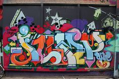 Graffiti @ Area51 (Skatepark), Eindhoven by FraJH Photos, via Flickr