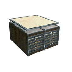 Drawer Display Stone Tile Display,Drawer Display Units,Stone Tile Shelves,Floor Display Stand Manufacturer,Supplier,Factory - Coolville Display Co., LTD