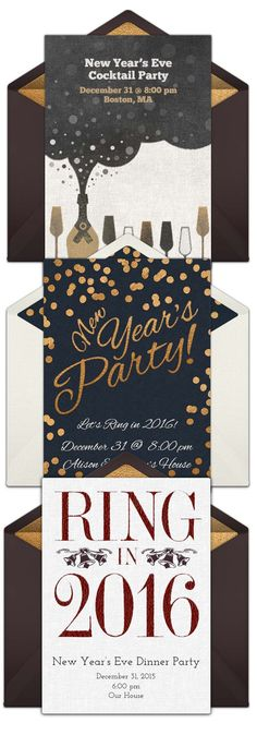 Black and cream vintage formal wear new years invitation a collection of free new years eve party invitations we love these designs for inviting stopboris Choice Image