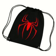 Spiderman gym bagpe bagschool bagwater resistant by NOVELTYSHACK