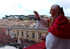 Pope Benedict XVI to resign on Feb. 28, Vatican says  (Photo: Mari / EPA, file)