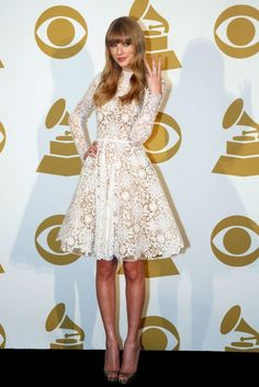 Taylor Swift - Grammy nominations 2013 - Marie Claire - Marie Claire UK