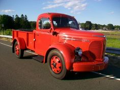 """1948 Reo Speedwagon D19XA - This beautiful truck is one of only about 200 built in 1948 and is believed to be one of only 20 in existence today! This 1948 Speedwagon is powered by the famed REO Gold Crown 245 CI inline-6 that allows for """"Passenger car speed, economy and flexibility in the field."""""""
