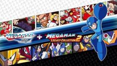 The Mega Man Legacy Collection 1 & 2 Are Headed To Switch On 22nd May: There's even a rad retail version, too for collectors.