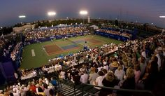 Watch the Sacramento Capitals play some tennis!