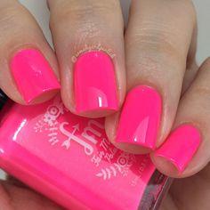 Fair Maiden Polish - Tickle Me Pink